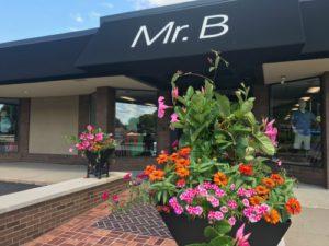 Mr. B exterior