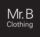 Mr. B Clothing logo